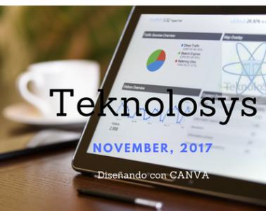Teknolosys Diseñando Canva
