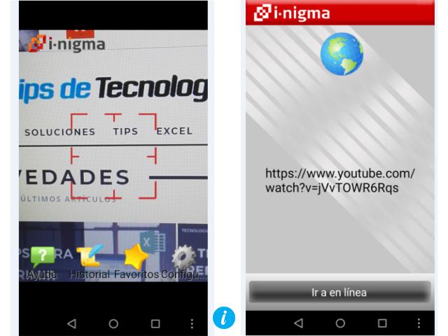 I-nigma QR Reader