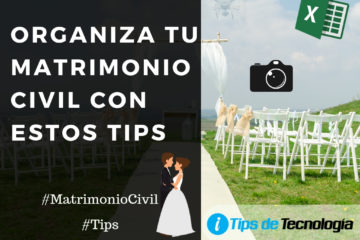 Organiza tu matrimonio civil