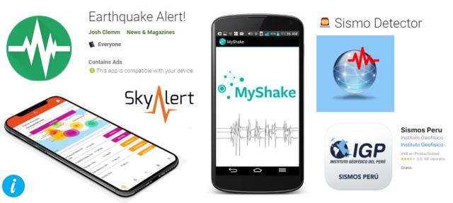 5 apps que te avisan del sismo