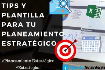 Tips planeamiento estratégico